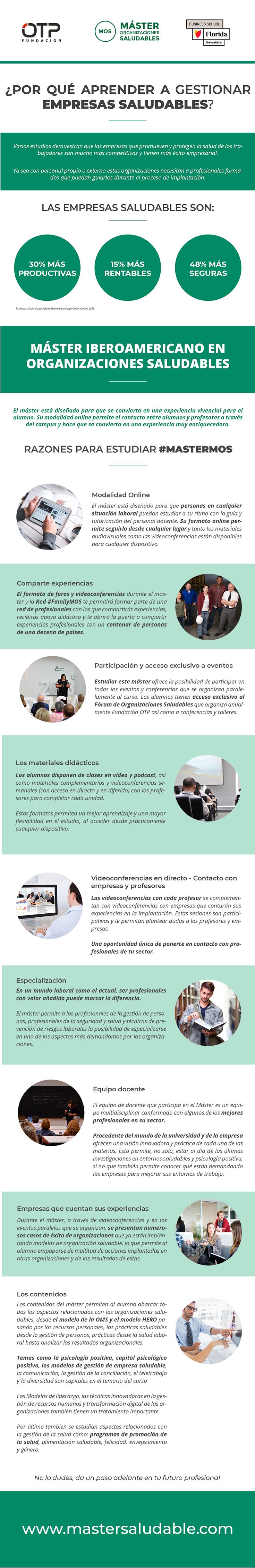 por que aprender a gestionar empresas saludables con el máster iberoamericano en organizaciones saludables